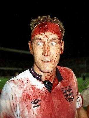 Terry Butcher a fine gara