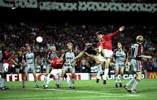 Manchester United - Bayern Monaco 2-1
