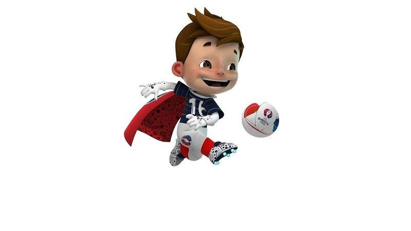 Chi è Super Victor, mascotte di Euro 2016