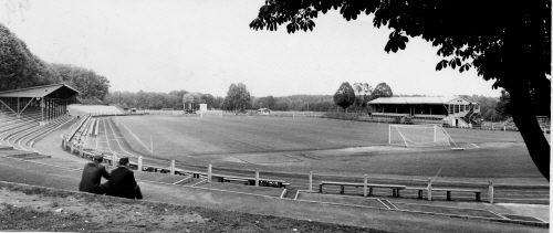 Örjans Vall, stadio di Halmstad – Mondiali Svezia 1958