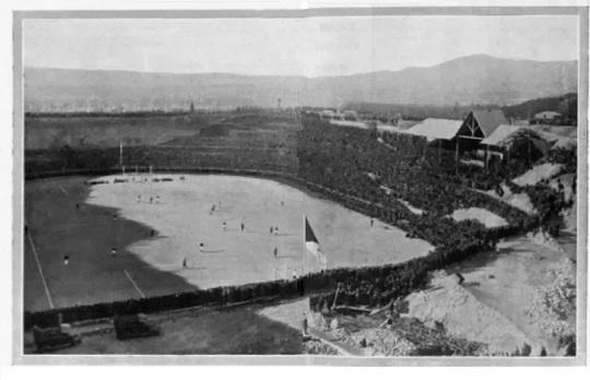 Barcellona foixarda stadio 1920
