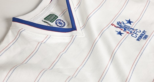 chelsea maglia 1986 full members cup