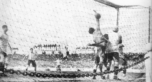Il Primo Goal da calcio d'angolo: il goal olimpico