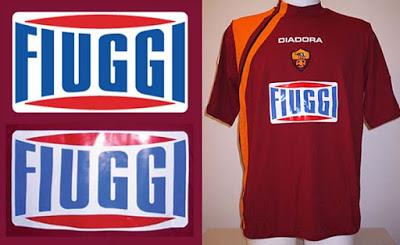 maglia roma fiuggi sponsor 2005 2006