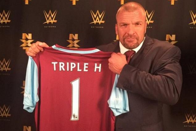 Triple H: West Ham la mia squadra del cuore