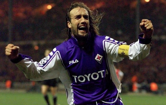 batistuta goal wembley arsenal
