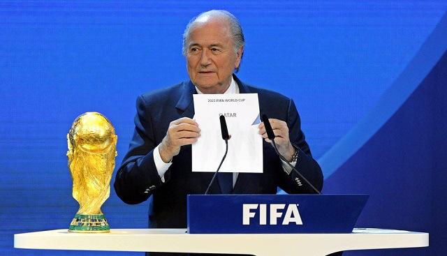 Blatter: Mondiali assegnati durante la presidenza FIFA