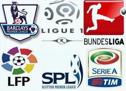 Come si chiama la Serie A di calcio in Europa