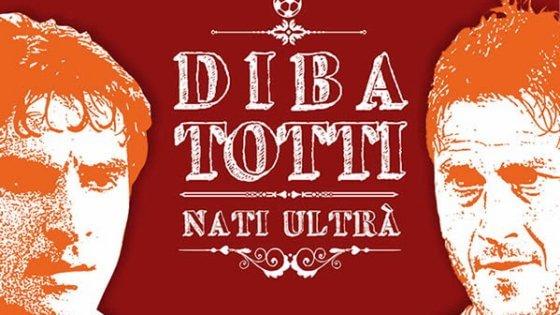 Diba-Totti: il libro dei due campioni della Roma