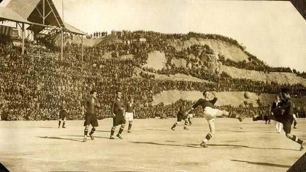 Foixarda, lo stadio del Barcellona negli Anni Venti
