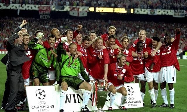 Manchester United – Bayern Monaco 2-1, la rimonta del secolo