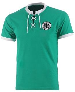 La maglia verde della Germania ai Mondiali di Svizzera 54