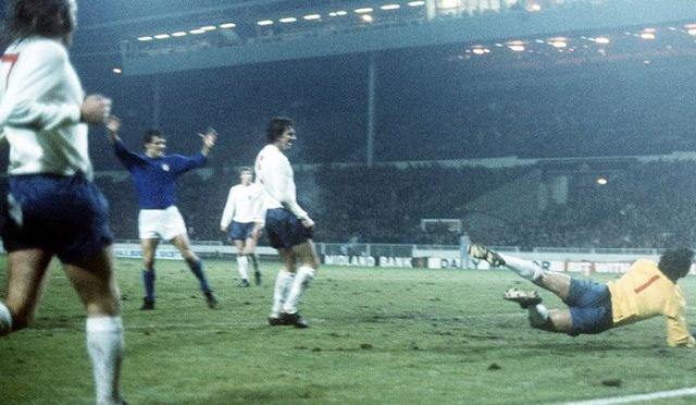 Inghilterra – Italia 0-1, prima vittoria nella tana degli Inglesi