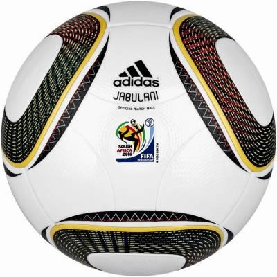 Jabulani, il controverso pallone di Sudafrica 2010