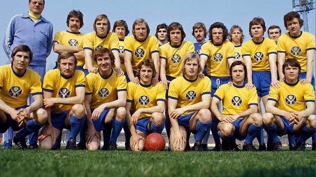 La prima squadra di calcio della Germania ad essere sponsorizzata