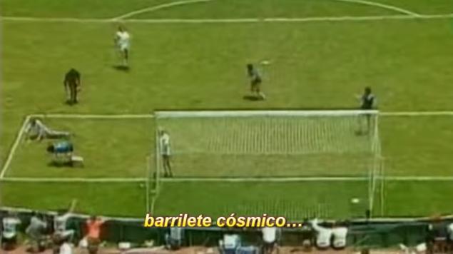 Maradona: il Goal del Secolo raccontato da Víctor Hugo Morales