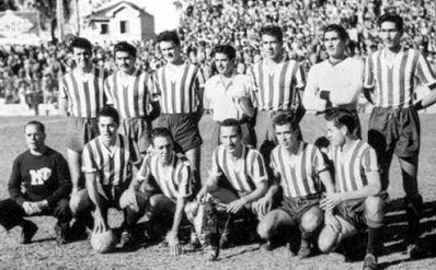 Quando il Messico giocò in biancazzurro a Brasile 1950