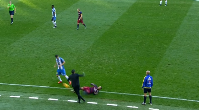 Luis Enrique: Rabona nel derby Barcellona – Espanyol! Epic video