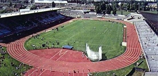 Lo stadio colombes oggi