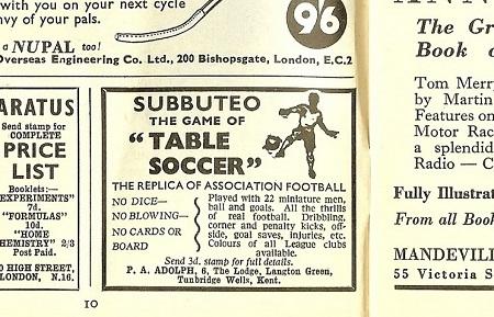 primo-annuncio-esistenza-subbuteo-1946