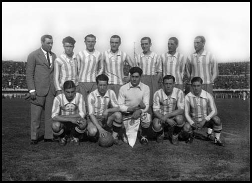 argentina squadra finale 1930