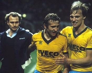 Quando il Bayern si vestì di giallo in Bundesliga