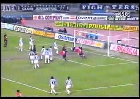 Juventus – Cagliari 1-2: il trionfo dei sardi in Coppa Uefa