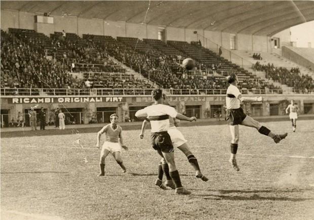 Il calcio negli anni 60: un regolamento assai diverso