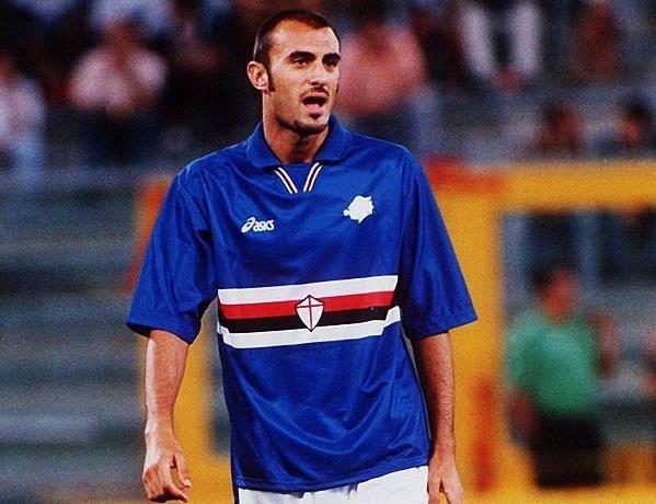 Danny Dichio, il deejay-bomber per la Sampdoria