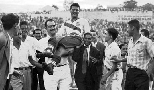 Joe Gaetjens, l'uomo che cambiò la storia degli USA a Brasile 1950