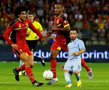 Diversità di prospettive nel calcio; quando l'altezza è uno scherzo
