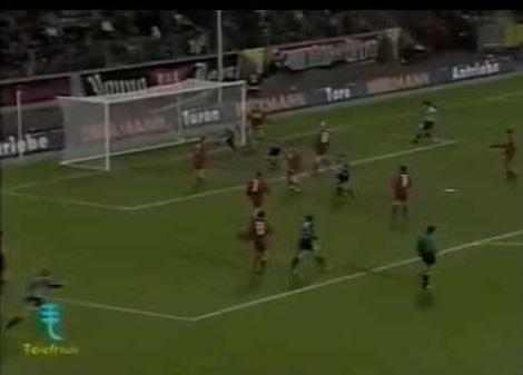 Bayer Leverkusen-Udinese, la rimonta in Coppa Uefa 1999/00