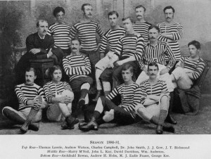Watson Queen's Park FC