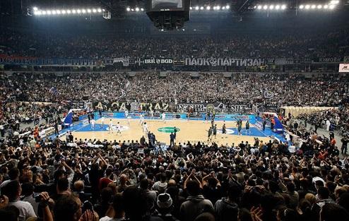 Belgrado Arena: il palazzetto del basket più caldo d'Europa