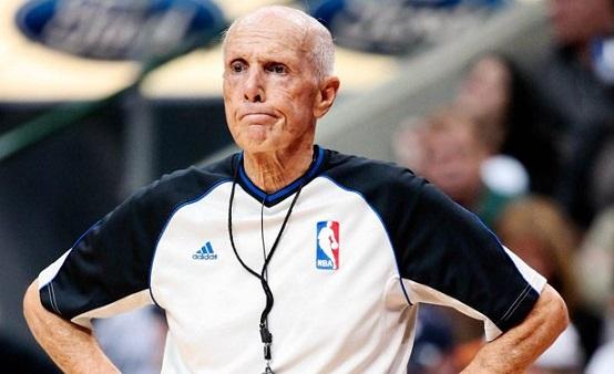 Dick Bavetta: l'arbitro del basket NBA più famoso al mondo