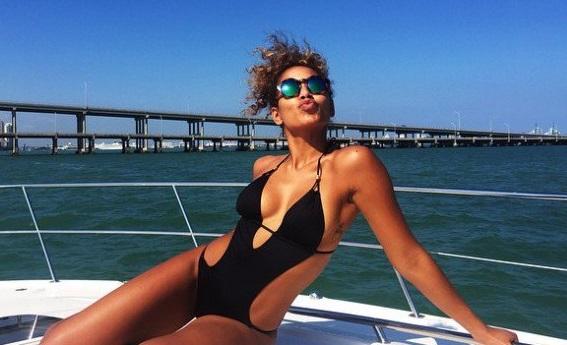 Cora Gauthier, la modella francese che sceglie Benzema