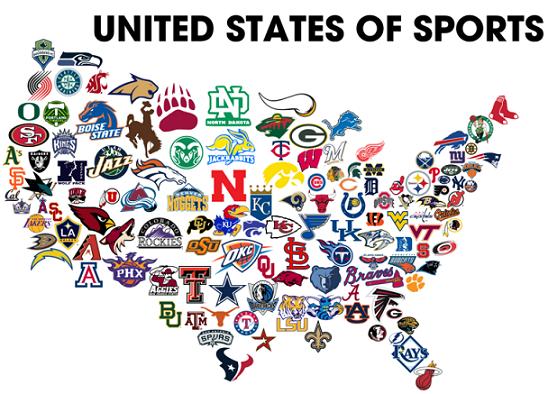 Le squadre che cambiarono nome: stranezze dello sport USA