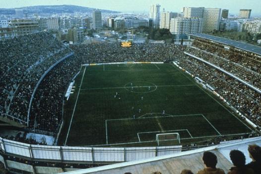 Stadio Sarrià di Barcellona: dove nacque l'Italia vincente di Spagna 82
