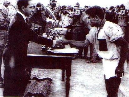 Youra Eshaya Pera, il primo calciatore iracheno a giocare all'estero