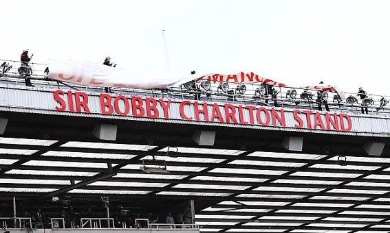 Bobby Charlton: Manchester United gli dedica settore dell'Old Trafford