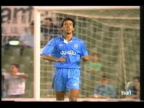 Valencia-Napoli 1-5: il pokerissimo di Fonseca in Coppa Uefa