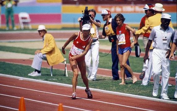 Gabriela Andersen, la maratoneta che imitò Dorando Pietri a Los Angeles 84