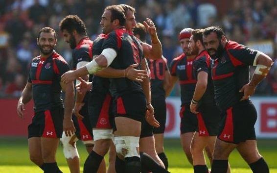 Georgia: la nazionale di rugby che sconfisse l'invasore Russia