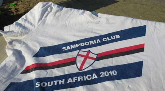 Sampdoria Club South Africa: l'amore doriano in Sudafrica