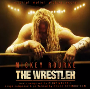 La locandina del film The Wrestler