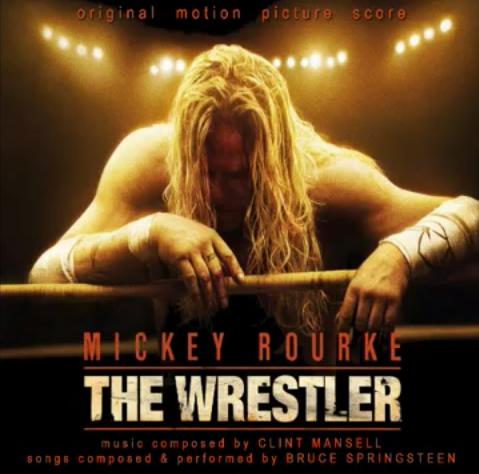 La locandina del film The Wrestler