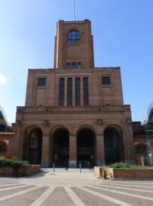 La torre di Maratona dello stadio di Bologna