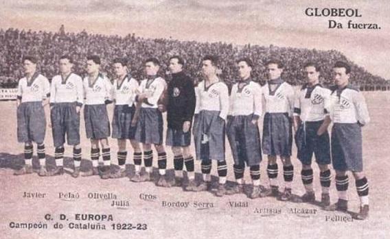 Il club Europa, la squadra che diede alla luce la Liga spagnola