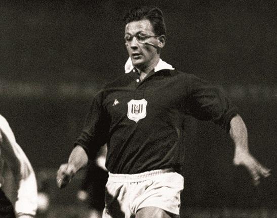 Jef Jurion: il calciatore che giocava con gli occhiali