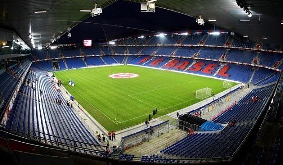 St Jakob-Park: lo stadio di Basilea